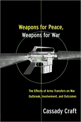 Book Weapons for Peace, Weapons for War: The Effect of Arms Transfers on War Outbreak, Involvement and Outcomes