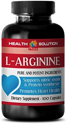 L-arginine – L-ARGININE 500MG – Increase Sex Drive 1 Bottle