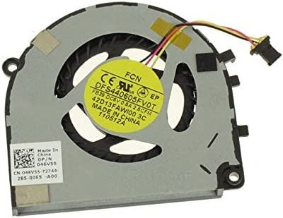 CPU Cooling Fan L321x 46V55 iiFix New Cooler Fan Replacement For Dell XPS 13