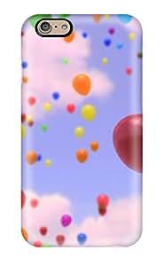 Iphone 6 Birthday Wishes Print High Quality Tpu Gel Frame Case Cover