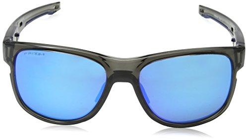 Sonnenbrille Oakley CROSSRANGE Smoke Grey R OO9359 pYU6wvq