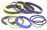 Kit King USA JCB 991-00130 Aftermarket Hydraulic Cylinder Seal Kit, Urethane/Nylon