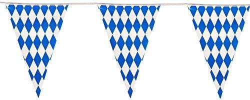(Beistle 57774 Oktoberfest Pennant Banner, 17 by)