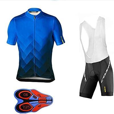 Hombres Ciclismo Camisetas Conjuntos de Ropa de Bicicleta ...