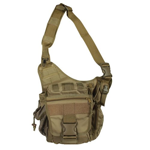Fox Outdoor Products Advanced Tactical Hipster, Coyote from Fox Outdoor