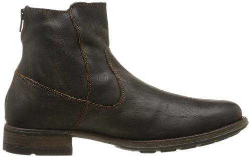 Freeman T Porter Siren - Zapatos de cuero para hombre Marrón (Marron (Nappa Marron Foncé))
