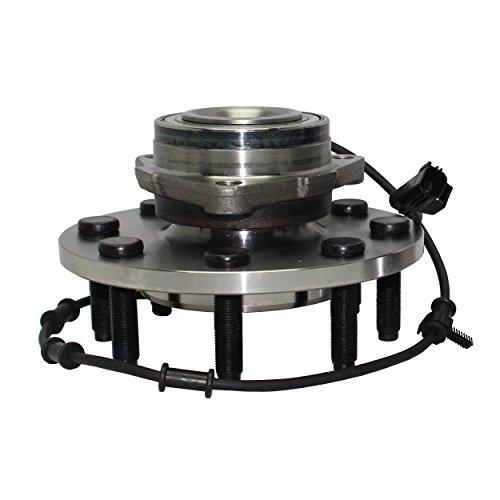 dodge 2500 front wheel bearings - 5