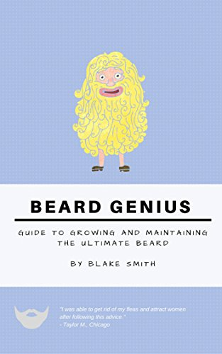 Kindle Direct Publising #2: Beard Genius: The Guide to Growing and Maintaining a Fantastic Beard by [Smith, Blake]