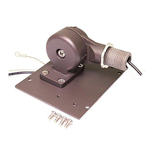Slimline Wallpack (Morris 71160 LED Slim Line Wallpack Gen 3 - 1/2