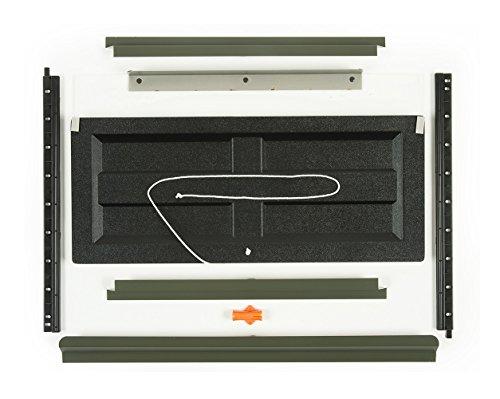SHADOW HUNTER SHSSGW Gun Silent Window Kit System (2 Piece)