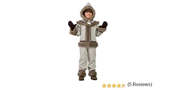 Disfraz Esquimal 3-4: Amazon.es: Juguetes y juegos
