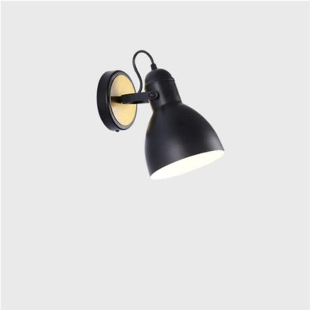 Kronleuchter Nordische Einfache Schwarze Wandlampe Nachttischlampe Moderne Schlafzimmer Hintergrund Wand Lampe Persönlichkeit Kreative Wohnzimmer Gang Wandleuchte
