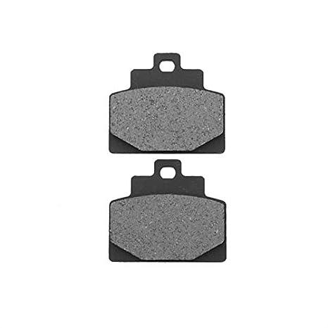 MetalGear Bremsbel/äge hinten f/ür Piaggio GTX 125 Super Hexagon M20 2000 Grimeca 11 Rad