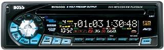 Boss Audio BV6000 In-Dash DVD/CD/MP3 & AM/FM Receiver (B000HBWZRS) | Amazon price tracker / tracking, Amazon price history charts, Amazon price watches, Amazon price drop alerts