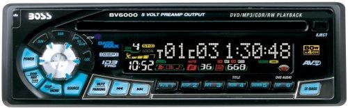 Boss Audio BV6000 In-Dash DVD/CD/MP3 & AM/FM Receiver