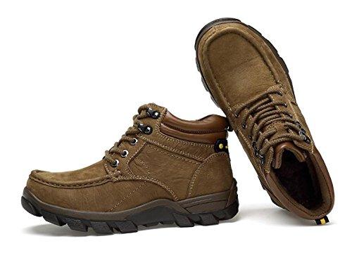uomo con pizzo desert outdoor in boots 37 originali Stivali e da cashmere 6WCUqSI