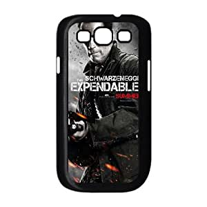 The Expendables Samsung Galaxy S3 9300 Cell Phone Case Black GYK6828K