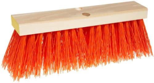 - Weiler 70212 Polypropylene Street Broom, 16