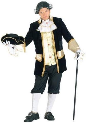 clown 74207 disfraz de veneciano rey de francia el rey luis l ...