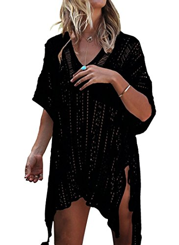 Hotmiss Women's Swimsuit Bathing Suit Cover up Beach Bikin