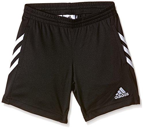 adidas Jungen Trainingsshorts Sereno 14, black/white, 140, D82943