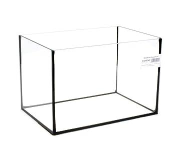 Aquarium Glasbecken Glasaquarium Aqaurien Für Süß Und Salzwasser 30x20x20 12l