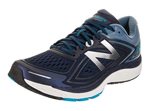 Bleu 860v8 Chaussure Pour De Course New Hommes Pigmente Porcelaine Profonde Balance pxRgwqP