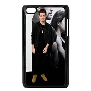 Hardshell Protective Charlie Puth cover case For Ipod Touch 4 QW5N3527