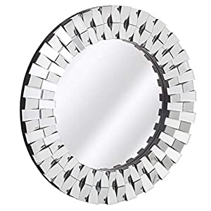 Venetian Design Globus Wall Mirror