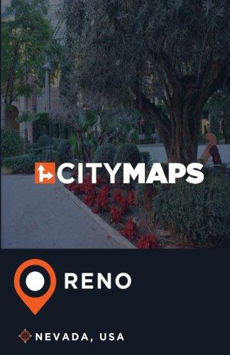 City Maps Reno Nevada, USA PDF