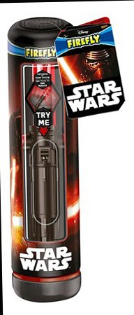 Price comparison product image Firefly Star Wars Light Saber Toothbrush