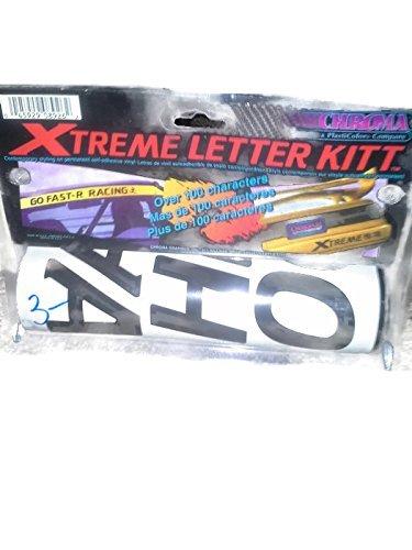 Chroma Xtreme Letter Kitt ()