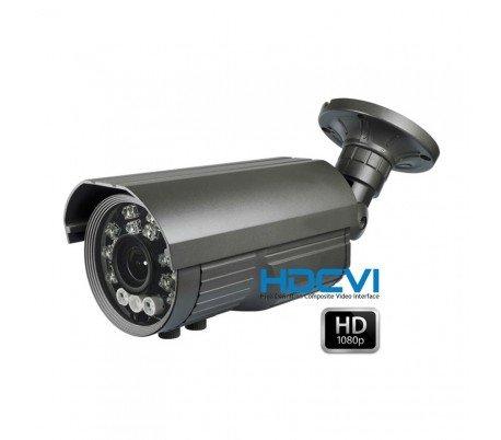 HD-CVI - Cámara Exterior de vigilancia 1080P HDCVI 5 - 50 mm Infrarrojos 100 Metros - cam-hdcvi-2974: Amazon.es: Bricolaje y herramientas