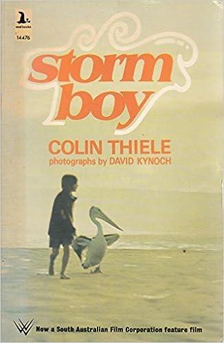 Image result for storm boy - original novel cover
