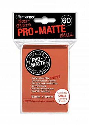 Ultra Pro 84154 Pro Matte Small Sleeve 60-Piece