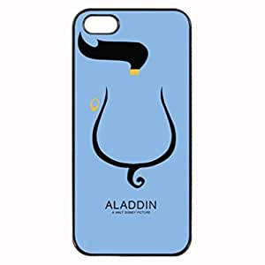 Kingsface Aladdin Genie Uniqued Pattern Design Pattern case cover qAraCJUmOwM Back case cover For iPhone 4 & 4S