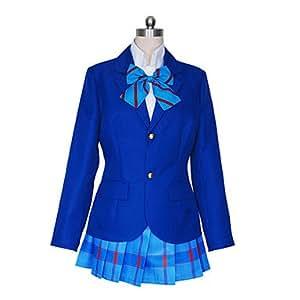 Luy Love Live! Otonokizaka Academy Girl's School Uniform Cosplay Costume