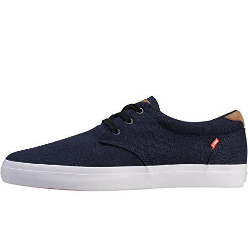 Globe Homme 0 Bleu Willow Hemp De Chaussures Skateboard indigo A4ArOq