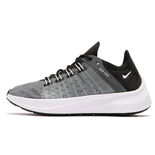 Compétition Grey x14 Multicolore Exp Wolf 001 Femme Grey W White Running de Dark Black Chaussures NIKE fPYxgEwqn