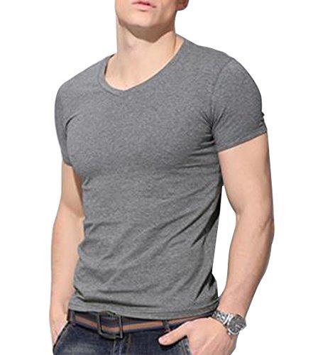 Men's Pajama Sets Sexy Pajamas For Men High Elastic Underwear T-shirt Gay Man O Neck Short Sleeve Tight T-shirt Shorts Clothes Invigorating Blood Circulation And Stopping Pains