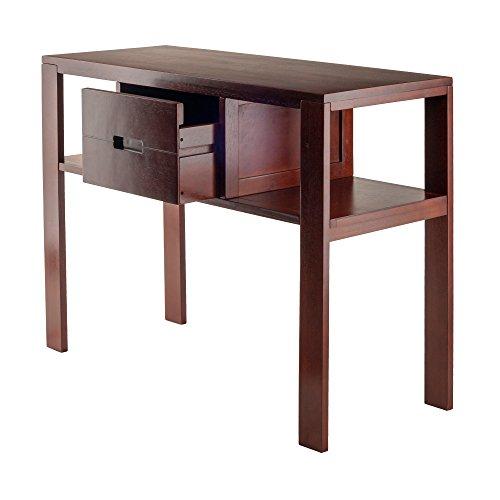 Winsome Wood 94743 Bora Occasional Table Walnut