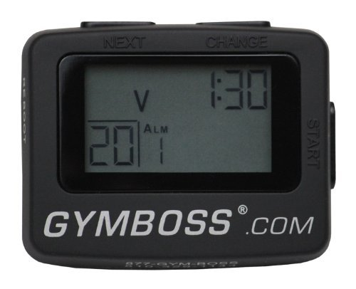 Image of Gymboss GB2010 BLACK SOFTCOAT