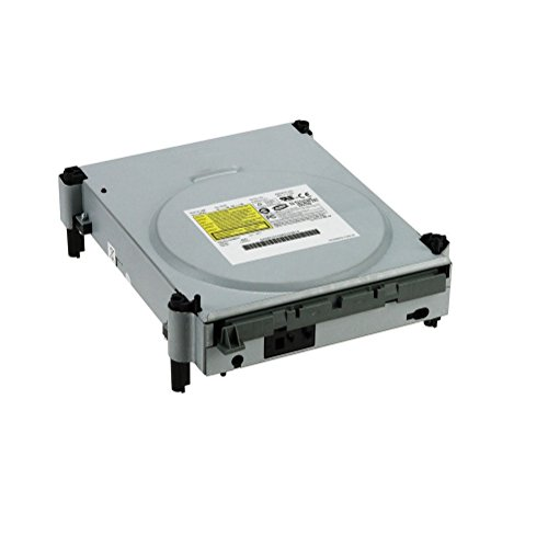 Original Brand New Philips Lite-On DVD-ROM DG-16D2S DVD Drive Replacement Part for Microsoft Xbox 360 Xbox360 ()
