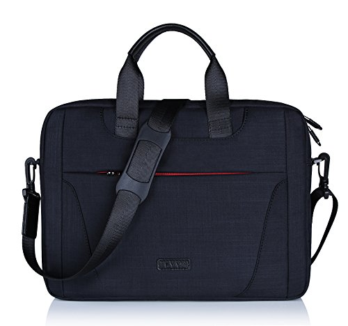 Laptop Bag, FYY Crossbody Shoulder Messenger Bag in Premium Waterproof Canvas-fits Laptop 15