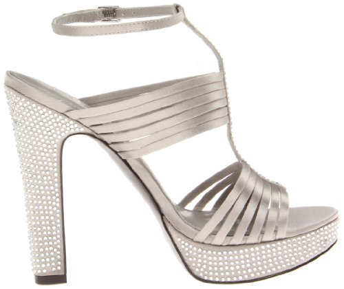 Lauren Ralph Lauren Womens Fiona Pump Grey