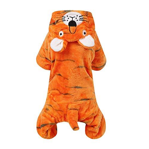 S tiger Natale Inverno Maglieria size Cani Gatti Cold Home Per Cuccioli Monfs Xl Maglioni Days BZq1A7