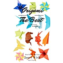 Easy Origami - Traditional Japanese Folding Papers and Projects Make Dozens of Fun and Easy for Beginners Kit is Great for Both Kids and Adults