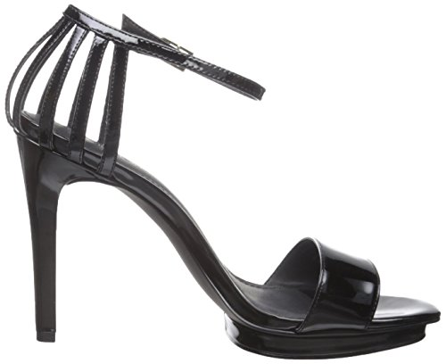 Klein Calvin Dress Viviana Black Sandal WoMen dwfqC
