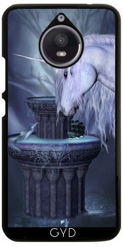 Funda para Motorola Moto E4 Plus - Am Elfenbrunnen by Illu-Pic.-A.T.Art