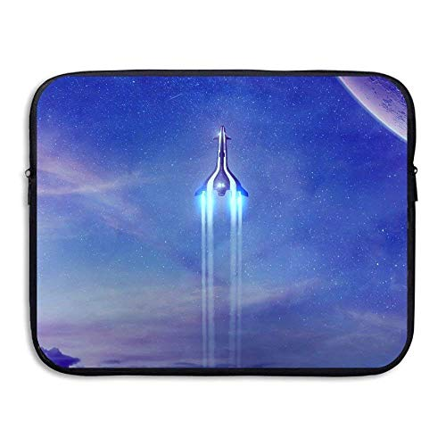 - Beach Surfer Space Shuttle Laptop Sleeve Case Bag Cover for 13-15 Inch Notebook Computer